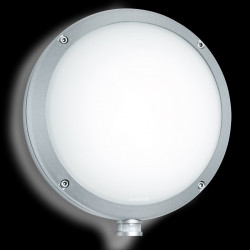 Lampa Steinel cu senzor de miscare infrarosu L330 S (argintiu)
