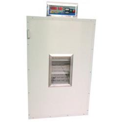 IP-3 Incubator profesional cu intoarcere automata 1326 oua prepelita - 528 oua gaina - 378 oua rata / curca - 192 oua gasca
