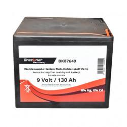 Baterie uscata 9V - 130Ah