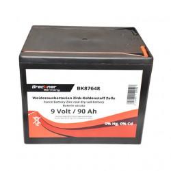 Baterie uscata 9V - 90Ah