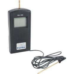 Tester digital 9900V pentru gard electric