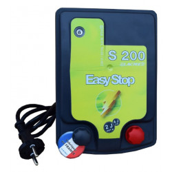 Generator de impulsuri 2J pentru gard electric Easy Stop S200 Lacme