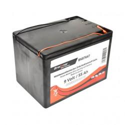 Baterie uscata 9V - 55Ah