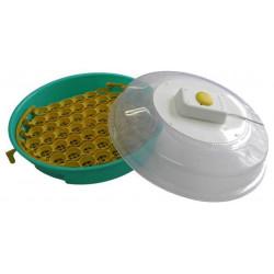 Puisor IO-103 Incubator cu dispozitiv intoarcere manuala 51 oua gaina - 102 oua prepelita