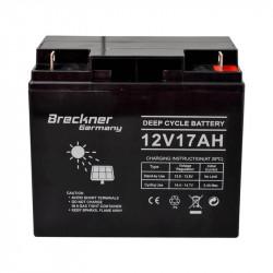 Acumulator pentru panou solar 12V 17A