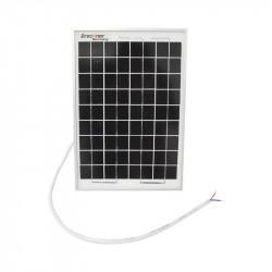 Panou solar fotovoltaic monocristalin 10W 12V