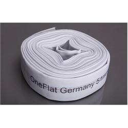 Rola 100 m furtun refulare OneFlat HD 100 mm acoperit cu tesatura textila 14bar