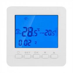 Termostat digital programabil de pardoseala HY02B05-2-WIFI white
