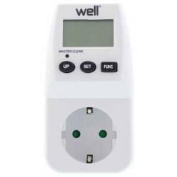 Priza (contor) pentru masurarea energiei consumate Well