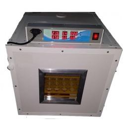 MIP-110 Incubator profesional cu intoarcere automata 110 oua gaina - rata - curca - prepelita