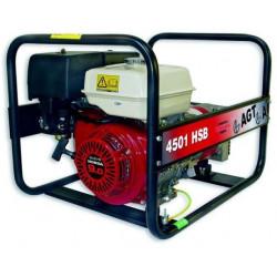 Generator monofazat 4.2kVA AGT 4501 HSB versiune Standard