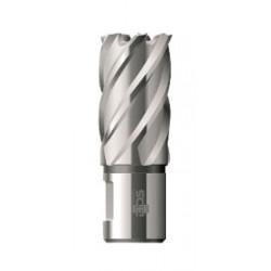 "Carote HSS-Standard rectificate cu prindere Weldon 3/4"", adancime taiere 30 mm, diametre 12-60 mm BDS"