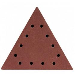 5 triunghiuri abrazive 285 mm K100 Dedra DED7749T2