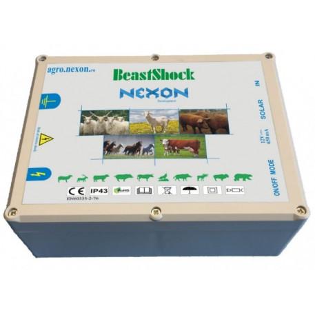 BeastShock 68 Generator de impulsuri 12V 6.8J pentru gard electric