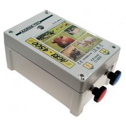 AGRI 4500 Generator de impulsuri 12V/230V 3.2J pentru gard electric