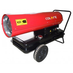 Tun de aer cald pe motorina 20 kW D20 Calore