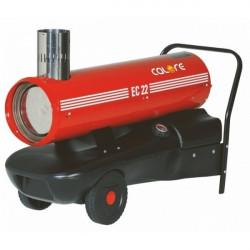 Generator de aer cald cu ardere indirecta pe motorina 23 Kw EC22 Calore