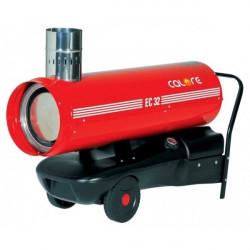 Generator de aer cald cu ardere indirecta pe motorina 34 Kw EC32 Calore