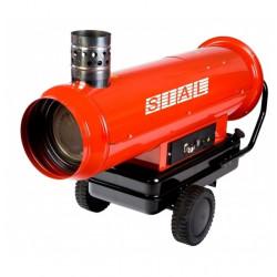 Generator de aer cald cu ardere indirecta pe motorina 37 Kw MIR 37W Sial