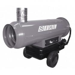 Generator de aer cald cu ardere indirecta pe motorina 55 Kw STAR55 Sial