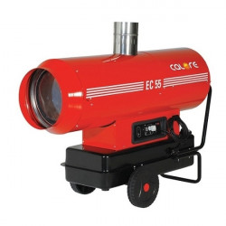Generator de aer cald cu ardere indirecta pe motorina 58 Kw EC55 Calore