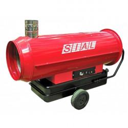 Generator de aer cald cu ardere indirecta pe motorina 85 Kw MIR 85W Sial
