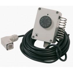 Termostat agricultura/santier -5/+60 grade C cu cablu 10m si stecher