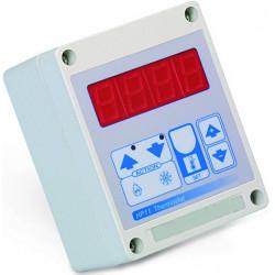Termostat electronic IP55 cu display – 10/+70 grade C fara cablu si stecher