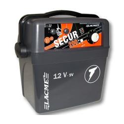 Generator 9V-12V de impulsuri 2J pentru gard electric Lacme Secur 200