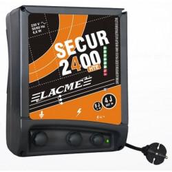 Generator de impulsuri 4J pentru gard electric Secur 2400 HTE Lacme