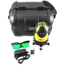 Laser liniar in cruce CL8G cu raza laser verde