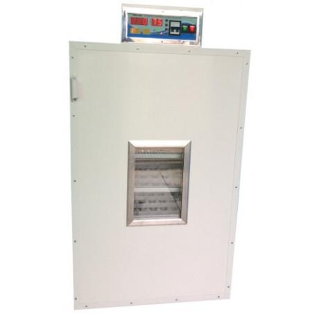 IP-4 Incubator profesional cu intoarcere automata 1768 oua prepelita - 704 oua gaina - 504 oua rata / curca - 256 oua gasca
