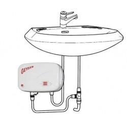 Instant apa calda GEYSER IN-LINE pentru chiuveta