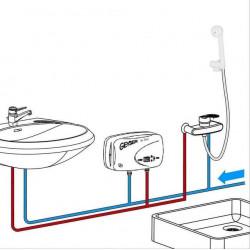 Instant apa calda GEYSER IN-LINE pentru dus si chiuveta