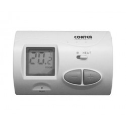 Termostat digital neprogramabil CT3S Conter pentru fir