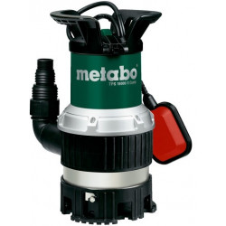TPS 16000 S COMBI Pompa submersibila apa curata si murdara 970W Metabo