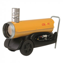 Generator de aer cald cu ardere indirecta pe motorina 21 Kw HPV20 Calore