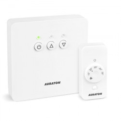Termostat neprogramabil wireless (fara fir) Auraton T-1 RT