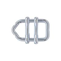 Conector metalic de banda 10-13 mm