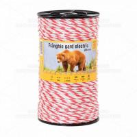 Franghie gard electric 200m, forta rupere 590kg, rezistenta electrica 0.4 ohm/m
