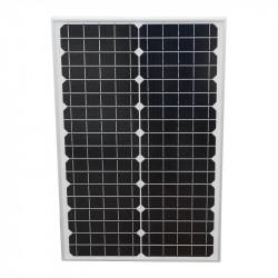 Panou solar fotovoltaic monocristalin 30W 12V