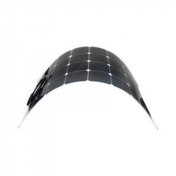 Panou solar fotovoltaic flexibil portabil monocristalin 100W 1060x535x2.8mm Breckner