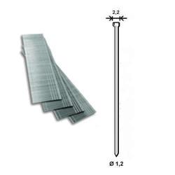 Cuie otel tip J de 25mm 5000buc Alsafix