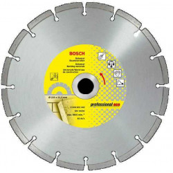 Disc diamantat ECO UPE 125x22.23mm Bosch 2608602192