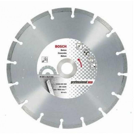 Disc diamantat  ECO BPE 180x22,23mm Bosch 2608602199
