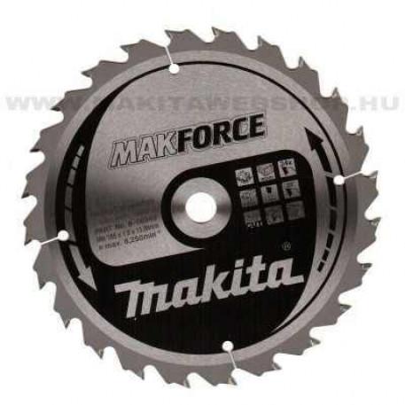 Disc fierastrau circular 190x30 24T B-08355 MAKFORCE Makita