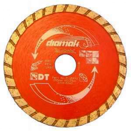 Disc diamantat granit 125 mm P-26870 DIAMAK