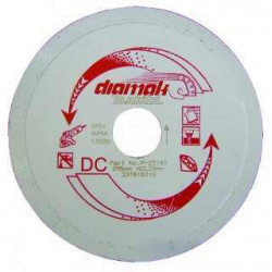 Disc diamantat gresie 115 mm P-27193 DIAMAK