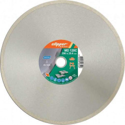 Disc diamantat ceramica 230x25,4 mm MD 120C Clipper 70184625096