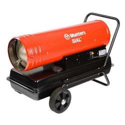 Tun de aer cald pe motorina 23 Kw  GRY-D 20 W Munters SIAL